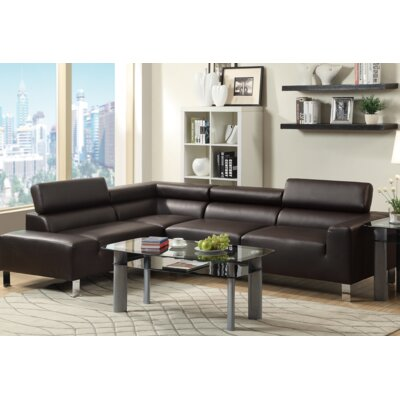 A&J Homes Studio Louis Sectional