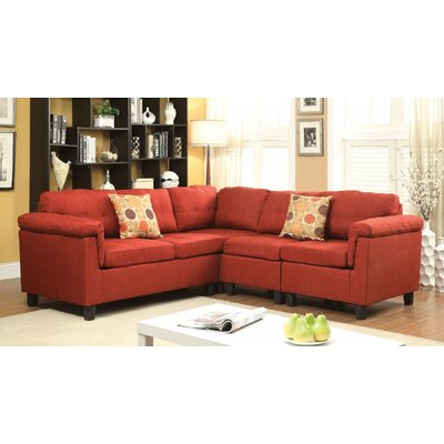 A&J Homes Studio Stuart Modular Sectional