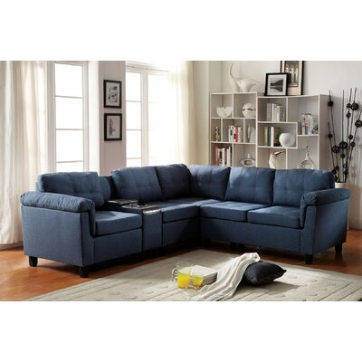 A&J Homes Studio Kade Modular Sectional