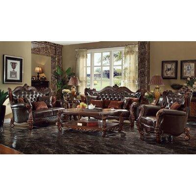 A&J Homes Studio Queen 3 Piece Living Room Set