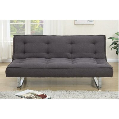 A&J Homes Studio Edison Adjustable Sleeper Sofa
