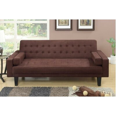 A&J Homes Studio Majesity Adjustable Sleeper Sofa