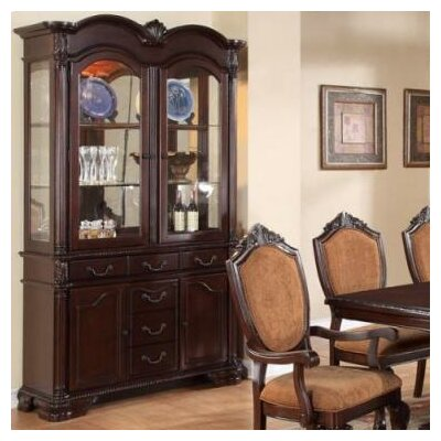 A&J Homes Studio China Cabinet
