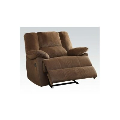 A&J Homes Studio Memory Glider Recliner