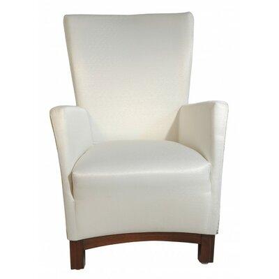 Oak Idea Imports Violet Armchair