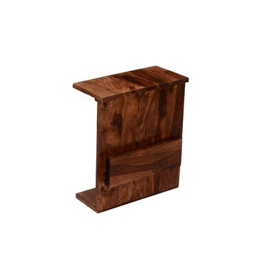Oak Idea Imports C Side Table