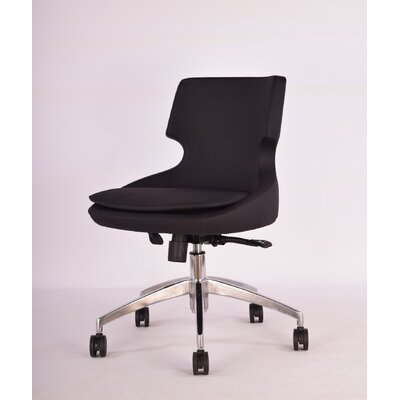 Modern Chairs USA Europa Mid-Back Task Chair with Swivel