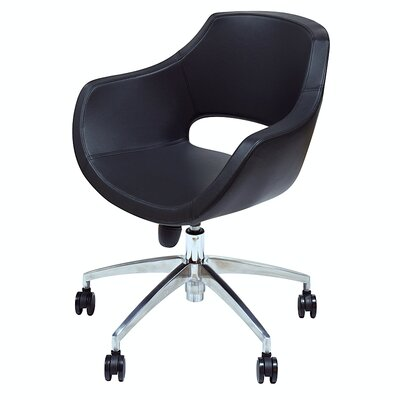 Modern Chairs USA Platt Mid-Back Desk Chair