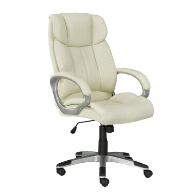 Brassex High-Back Executive Office Chair