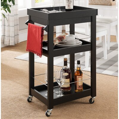Brassex Serving Cart