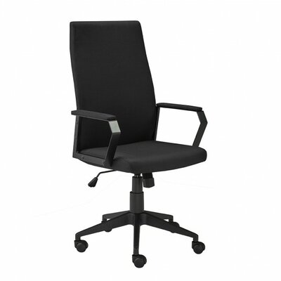 Brassex High-Back Adjustable Office Chair