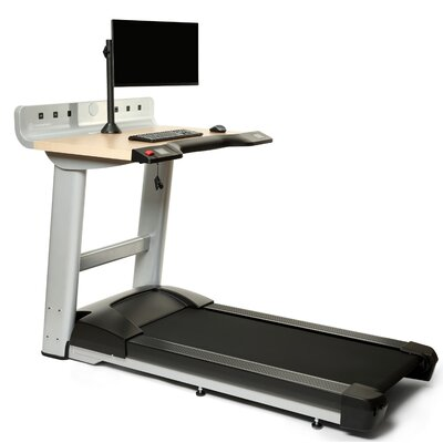 InMovement Standing Desk with Treadmill