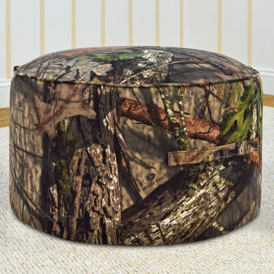 Mossy Oak Nativ Living Round Foam Ottoman