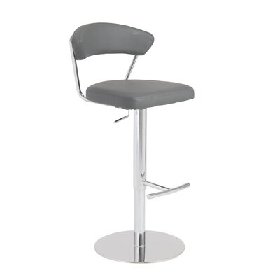 Eurostyle Draco Adjustable Height Bar Stool