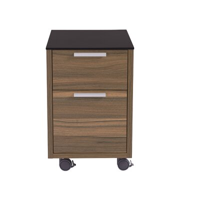 Eurostyle Hart 2-Drawer File Cabinet