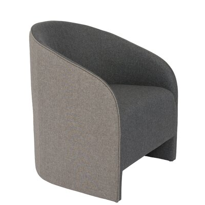 Wade Logan Conor Fabric Lounge Chair