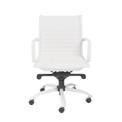 Eurostyle Dirk Low-Back Bungee Executive Chair