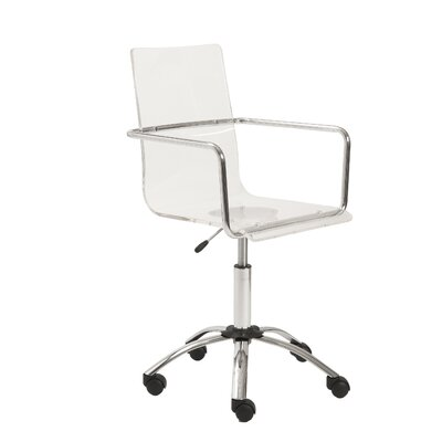 Wade Logan Rey Mid-Back Office Chair