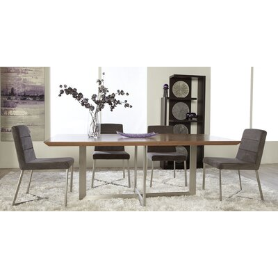 Brayden Studio Arneson 5 Piece Dining Set