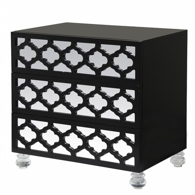 Iconic Home Salvadore End Table