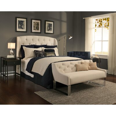 Republic Design House Archer Headboard and Bedroom Bench