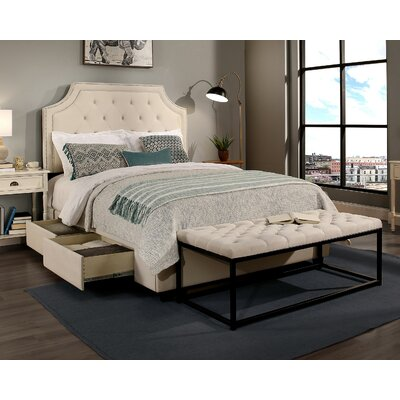 Republic Design House Audrey Platform 2 Piece Bedroom Set