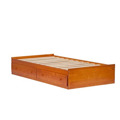 Palace Imports, Inc. Kansas Mate's Bed with Dr..
