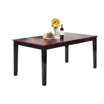 TTP Furnish Boswell Extendable Dining Table