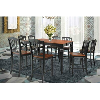 TTP Furnish Onoway Counter Height Dining Table
