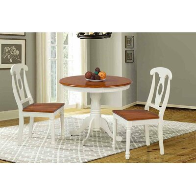 TTP Furnish Kimberley 3 Piece Dining Set