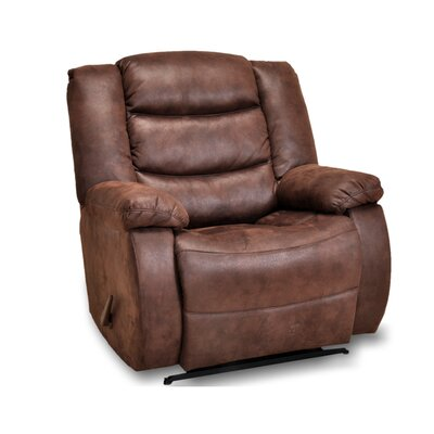 Red Barrel Studio Gerhardt Man-Handler Recliner