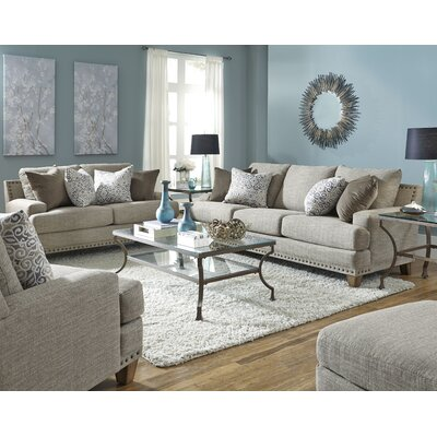 Darby Home Co Crownfield Living Room Collection