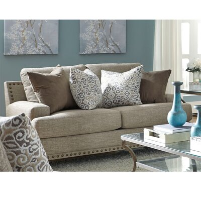 Darby Home Co Crownfield Loveseat
