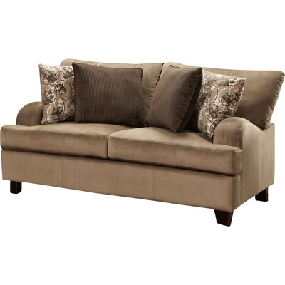 Franklin Soho Loveseat