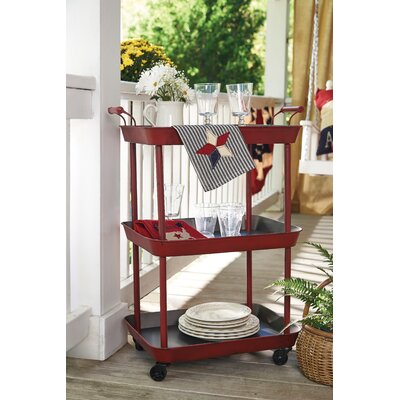 Park Designs Serving Cart