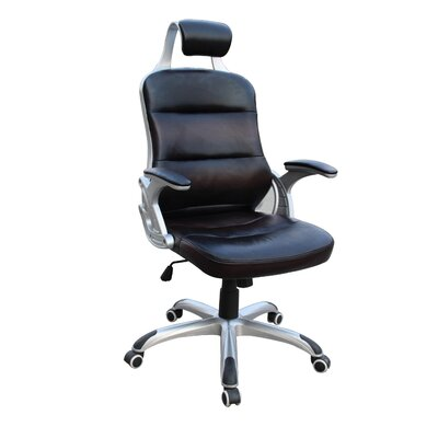 Best Quality Furniture High-Back Executive Chair