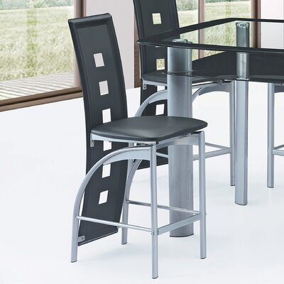 Best Quality Furniture Counter Height Side Chair (Set of 2)