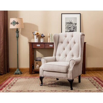 Best Quality Furniture Wingback Chair