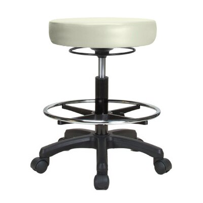 Perch Chairs & Stools Height Adjustable Stool with Foot Ring