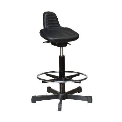 Perch Chairs & Stools Sit / Stand Chair with Foot Ring