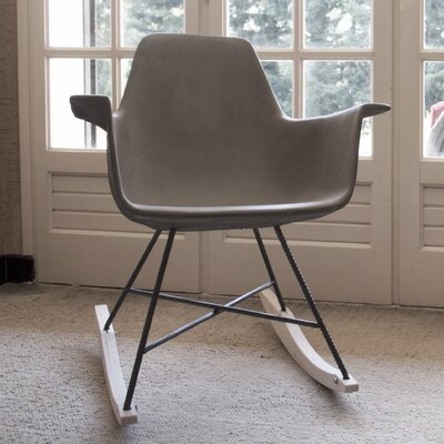 Lyon Beton Hauteville Rocking Chair
