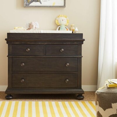 Stone & Leigh™ by Stanley Furniture Smiling Hill 4 Drawer Dresser