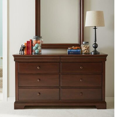 Stone & Leigh™ by Stanley Furniture Teaberry Lane 6 Drawer Dresser