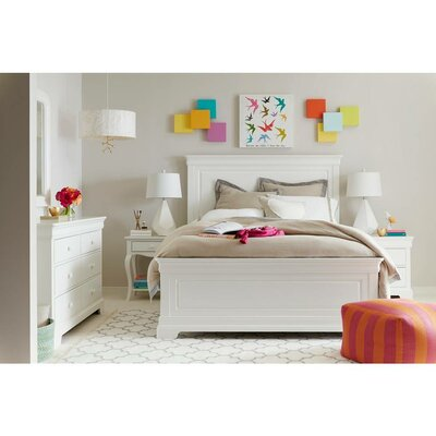 Stone & Leigh™ by Stanley Furniture Teaberry Lane Panel Customizable Bedroom Set
