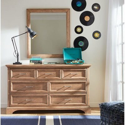 Stone & Leigh™ by Stanley Furniture Chelsea Square 7 Drawer Double Dresser