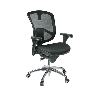 BEVCO ErgoLux High-Back Mesh Executive Chair