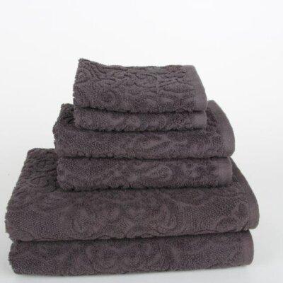 Mi casa deco sanderson 6 piece towel set wayfair for Mi casa deco