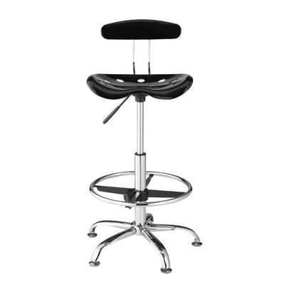 OneSpace Drafting Stool with Tractor Seat