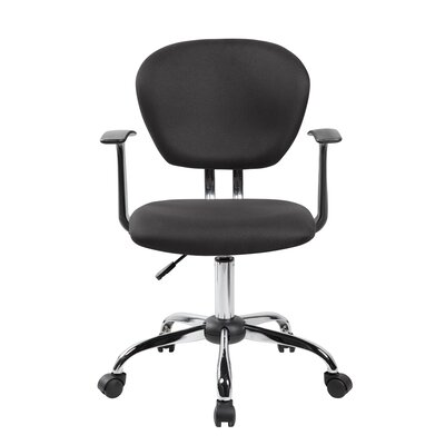 United Office Chair Mid-Back Mesh Task Ch..