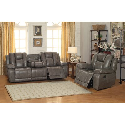 Coja Fleetwood Sofa and Recliner Set